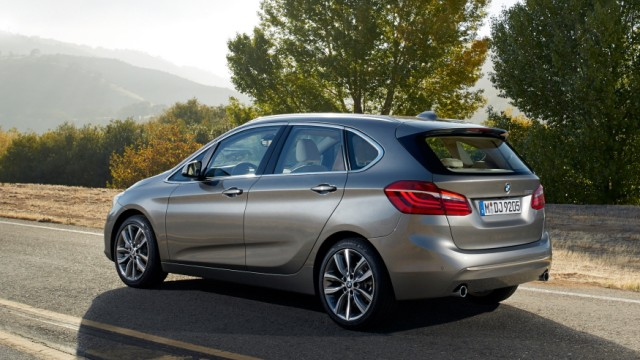 2016 BMW 2er Active Tourer F45